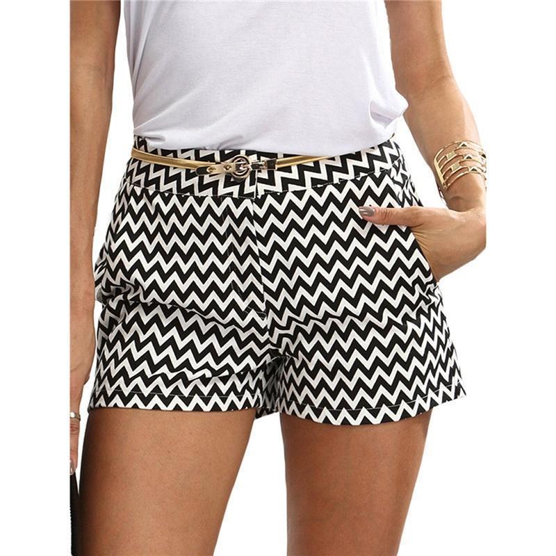 Летние короткие женские шорты фото