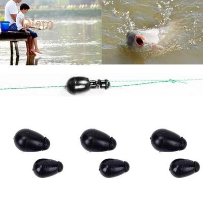 FEEDER CARP MATCH COURSE FISHING RIGS 10 M BROWN QUICK CHANGE BEADS FOR METHOD