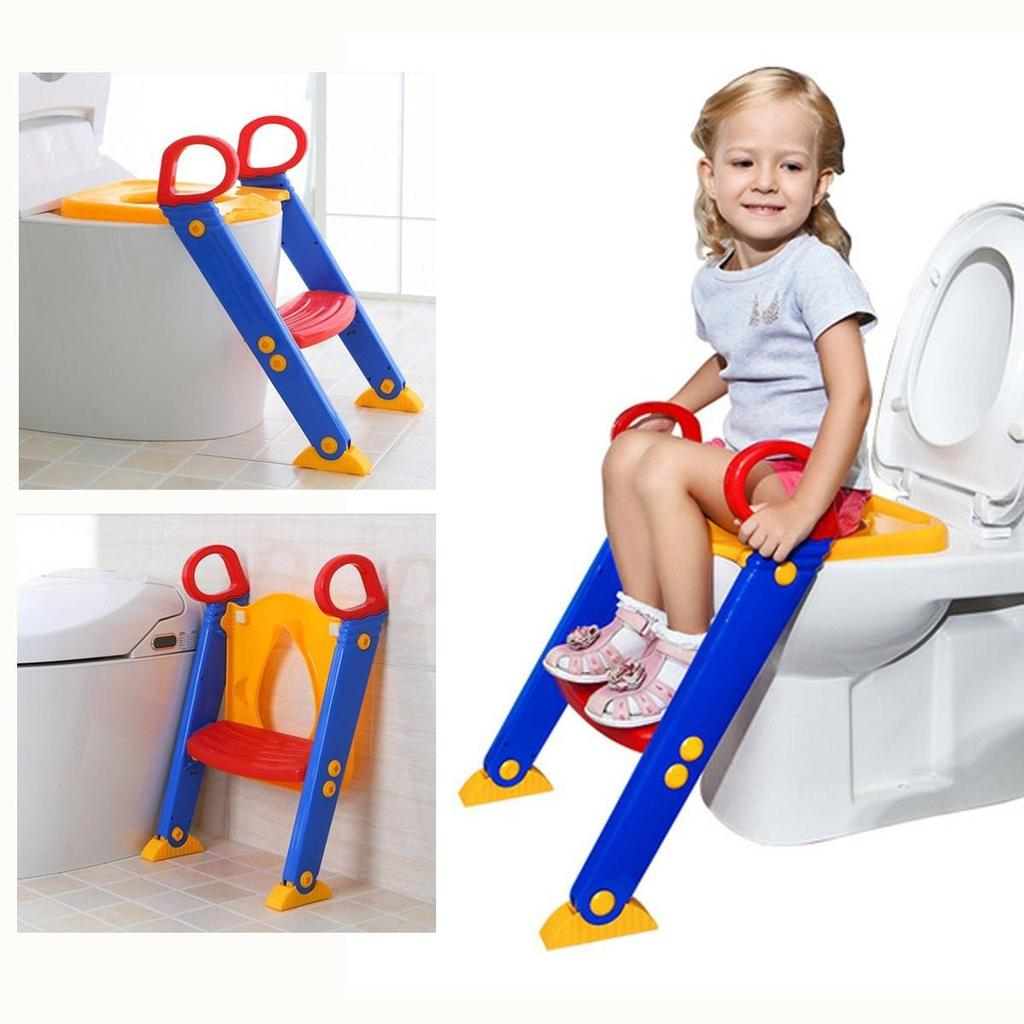 Toilettentrainer Toiletten Trainer Kinder WC Sitz Toilettensitz  Lerntpfchen buy at a low prices on Joom e commerce platform