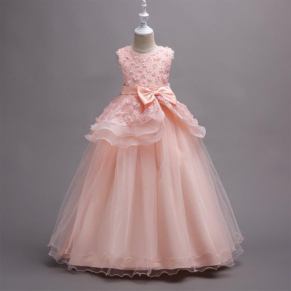 Desfile cumpleaños boda de Dama de honor vestido Formal vestidos de ...