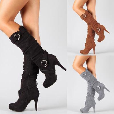 el más nuevo 3c913 56c8b High boots: High heels-prices and delivery of goods from ...