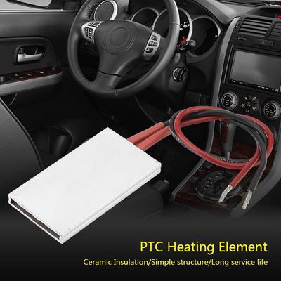 PTC Heater 12V~220V Constant Temperature Thermostatic Film Ceramic Core Heater