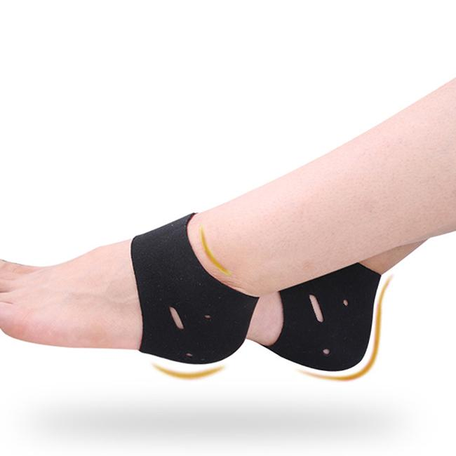 Мягкие силиконовые увлажняющий гель пятки носки трещины сухие ноги кожи уход пленки