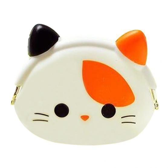 Bags Kids Purse Cartoon Cat Children/'s Money Change Zipper Handbag Coin Pouch