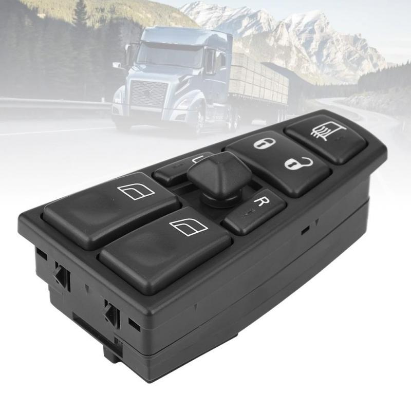 20752918 Electric Front Master Control Window Switch For Volvo Truck FH12 FM12 FM9 FH FM VNL