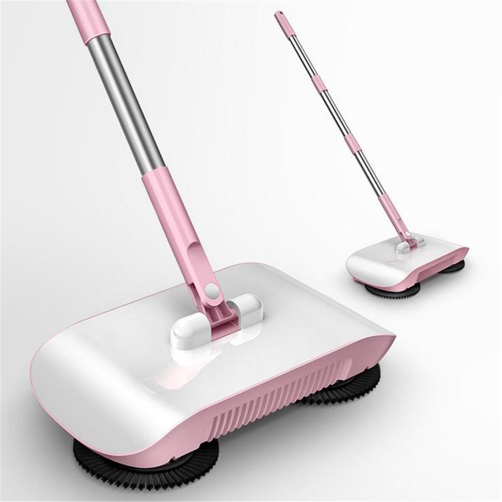 Useful Mini Vacuum Cleaner Small Sweeping Robot Office Desk Dust Home Sweeper