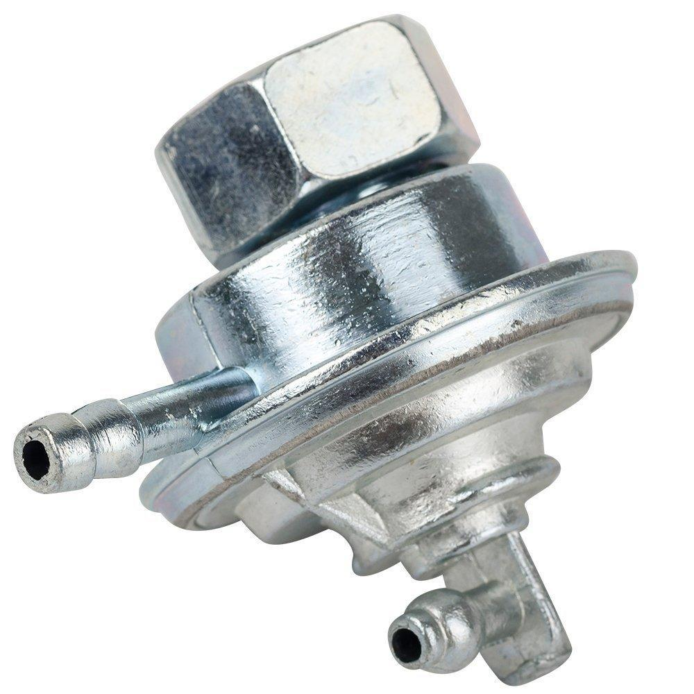 Gas Fuel Petcock Switch Tap Valve For GY6 Moped Scooter ATV Roketa Znen Jonway