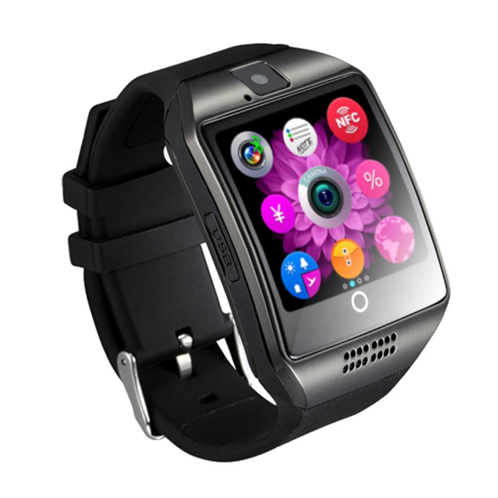 Bluetooth Smart Watch Q18 Support Facebook Twitter Camera ...