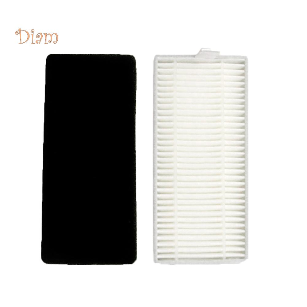 Filter Mop Cloth Sponge Brushes Kit For 360 S6 Vacuum Cleaner Parts Accessories