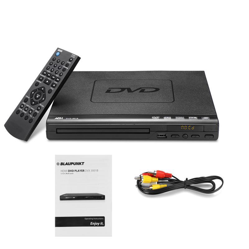 Buy Home HD DVD Player Multimedia Digital TV Support USB DVD video ...