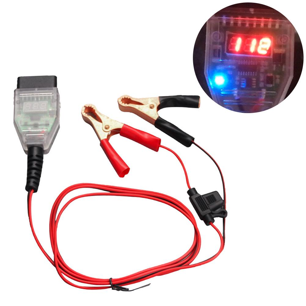 Car OBD Computer ECU Memory Savers Replace Battery Safety Kit High Reliability