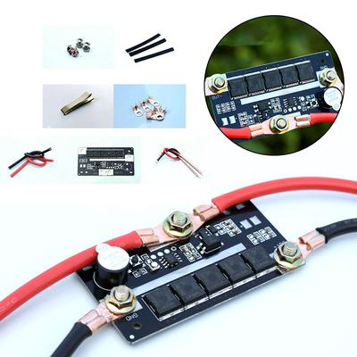 12V Spot Welder PCB Circuit Board Spot Welding Pen Kit for Battery RC Car