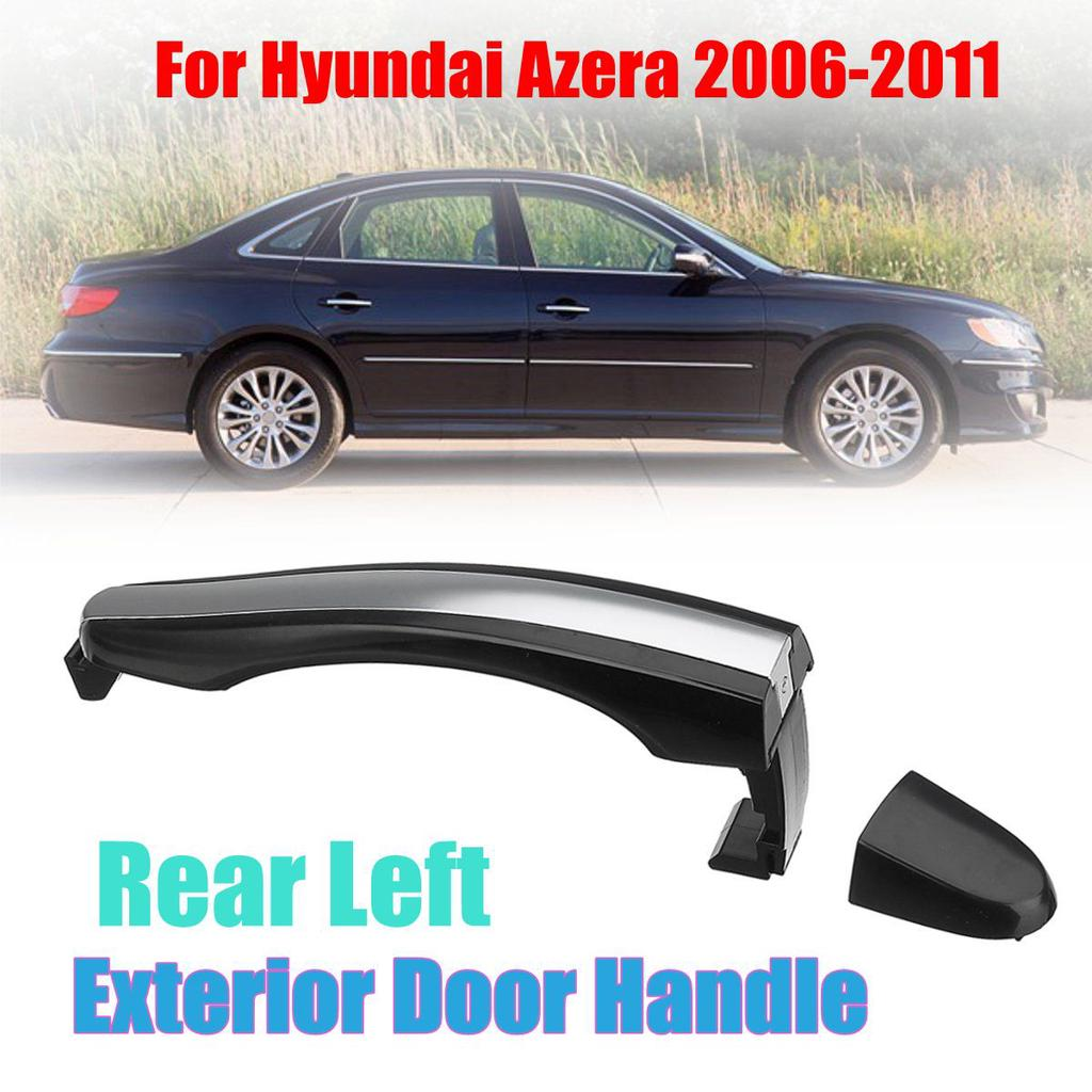 Right Side Outside Exterior Door Handle For Hyundai Accent 2006-2011 Rear Left
