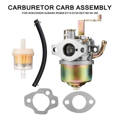 Carburetor Carb Fit For Wisconsin Subaru Robin EY15 EY20 DET180 WI-185  Generator