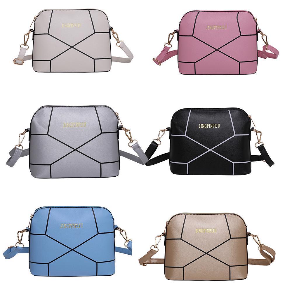 Женщины моды сумочку трещины сумка большая сумка дамы кошелек – купить по низким ценам в интернет-магазине Joom
