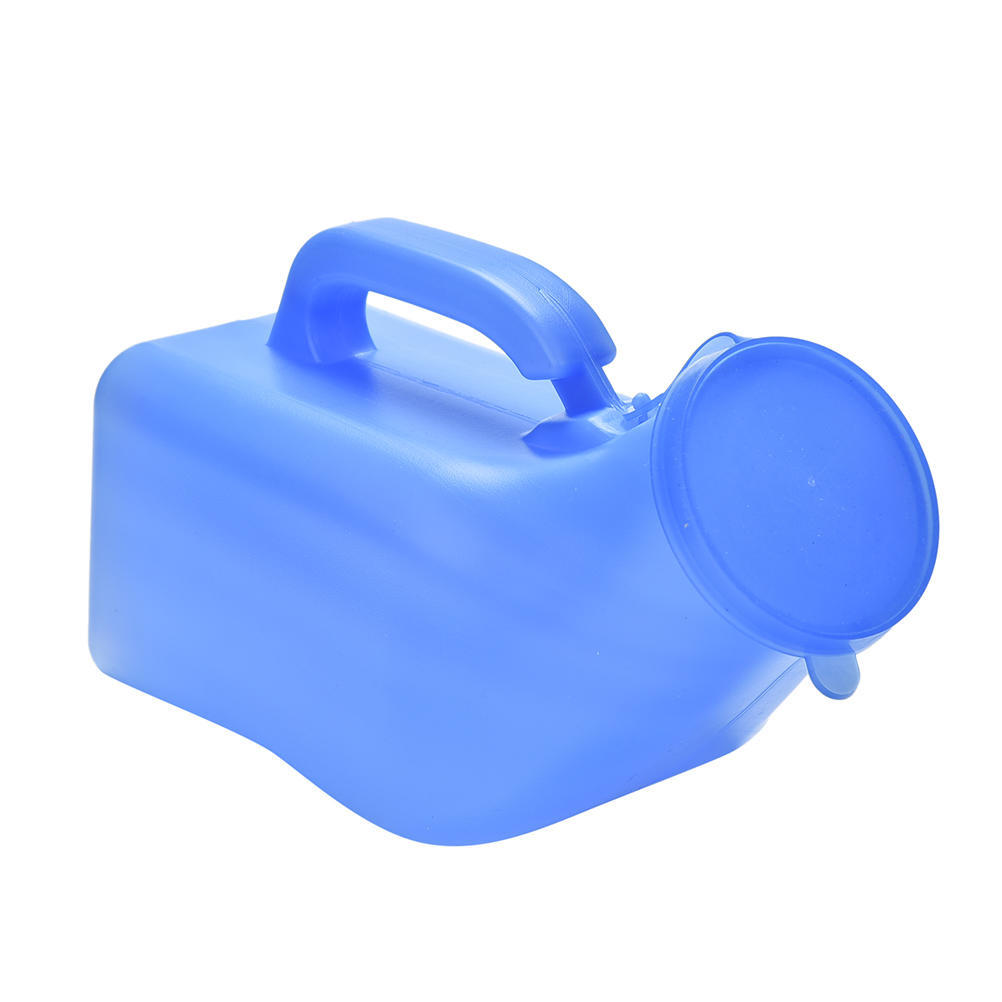 1000ml Portable Unisex Car Urinal Urine Bottle Toilet Camping Travel Pee