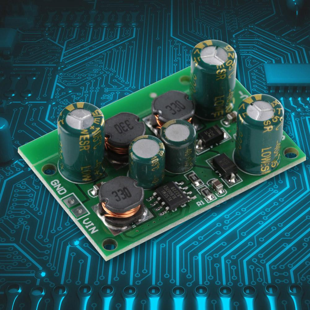 DC-DC Positive /& Negative Voltage Regulator Boost-Buck Converter Step Up Down