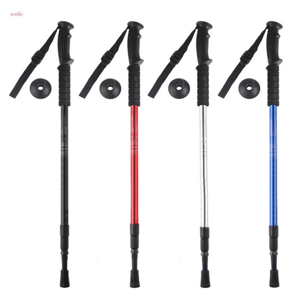 MDY Портативный Телескопический Открытый Ultralight Trekking Полюс Ходьба Stick – купить по низким ценам в интернет-магазине Joom