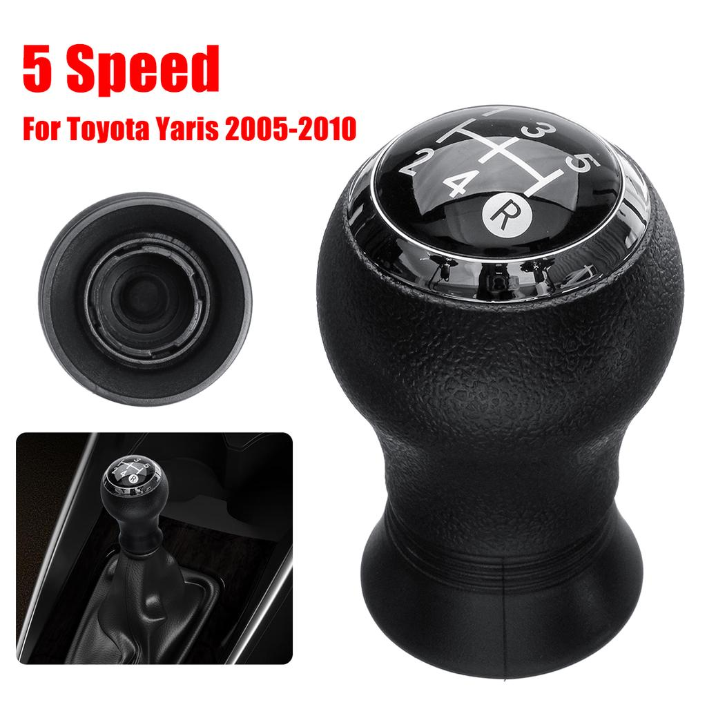 FOR TOYOTA YARIS 2005-2010  GEAR SHIFT STICK KNOB MANUAL STICK 5 SPEED