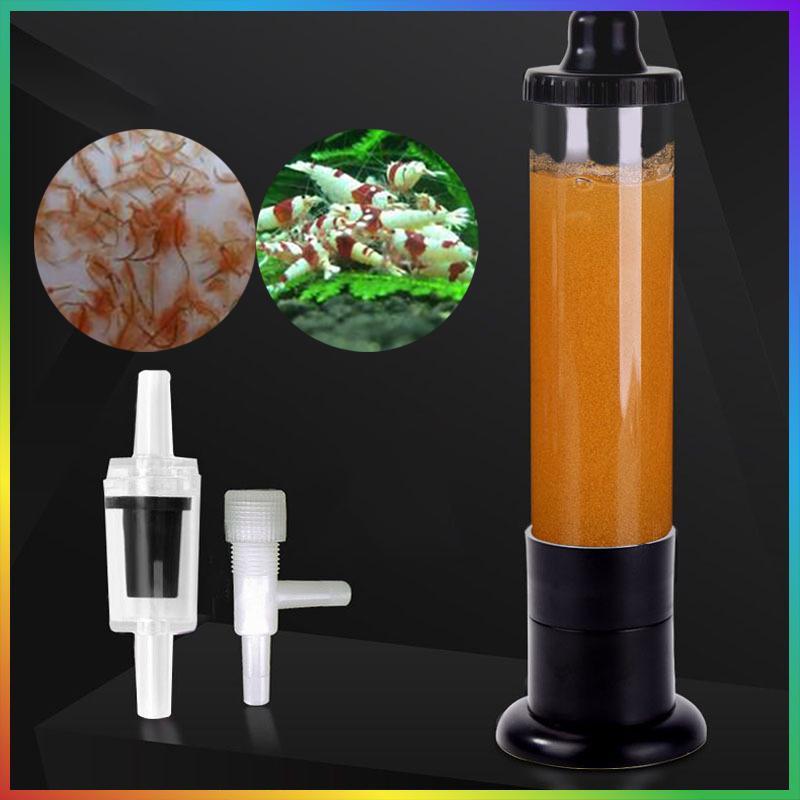 zkm Professional Simple Brine Shrimp Eggs Incubator Artemia Hatchery DIY Aquarium Fish Tank Hatch Tool