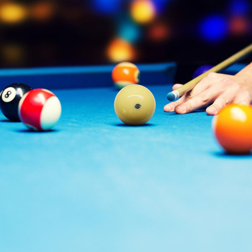 NEW Players Skulls 8-Ball Anarchy Billiards Pool Cue Stick Rubber Grip D-GFB