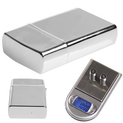 Lighter Style LCD Digital Mini Pocket 0.01~200g Gram Pocket Jewellery J