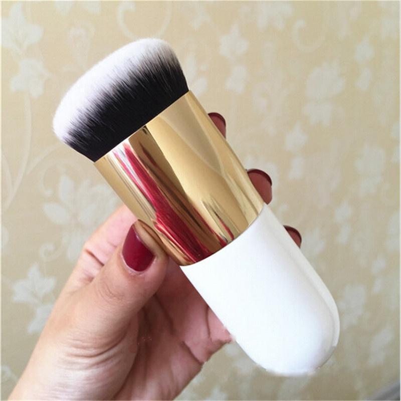 Портативный BB крем макияж пухлые Пирс фонд плоская щетка фото