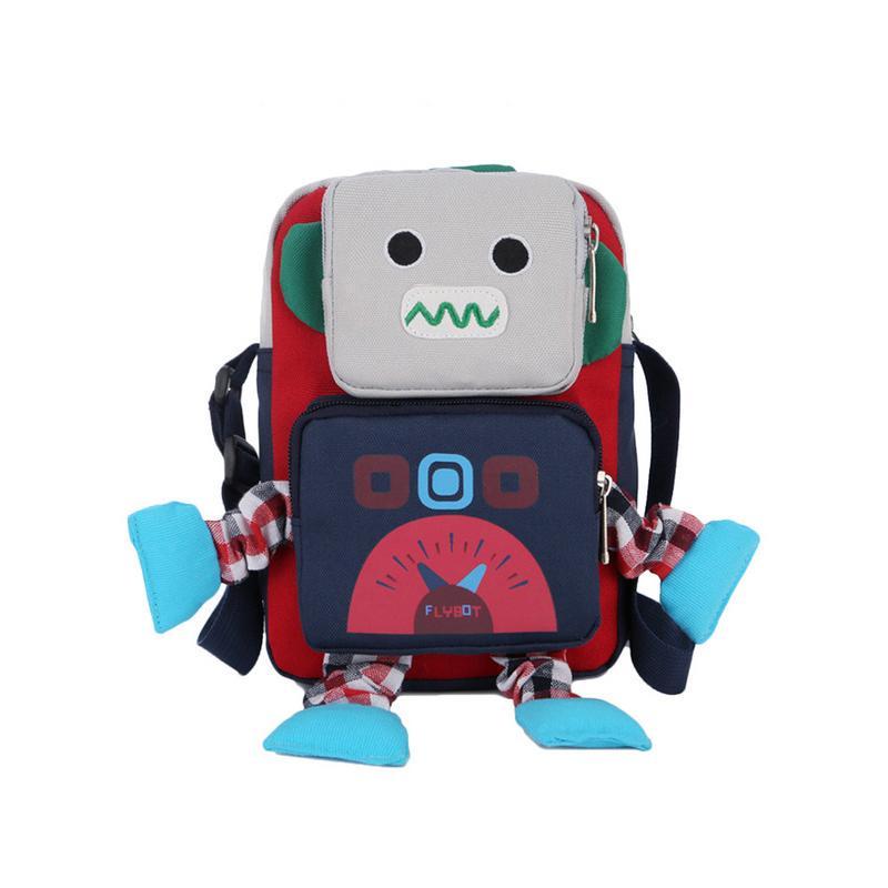 bb7616fd535f6 Karikatür anaokulu oyuncak sırt çantası 1-3 yıl eski solunabilir ...