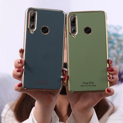 6D Plating Soft Skin Feel Matte Case for Samsung Huawei Xiaomi Redmi Honor