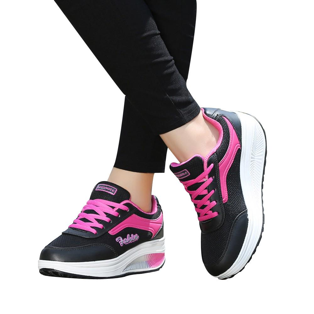 Unisex Breathable Lover Shoes Casual Sports Running Sneakers Trainers UK3-10.5