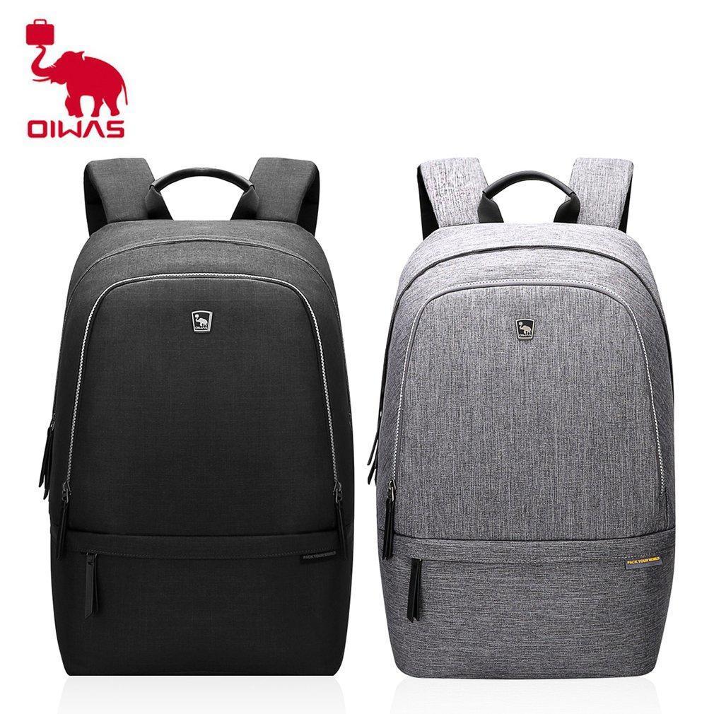 399a3bc86a71 Дизайн OIWAS рюкзак с стяжной болт крепления Band сумка для деловых поездок  и – купить по низким ценам в интернет-магазине Joom
