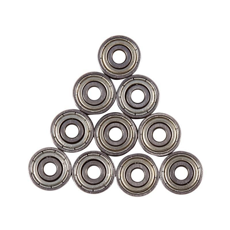 20 pcs 3x10x4mm 623zz 3*10*4 Metal Shielded Ball Bearing Bearings