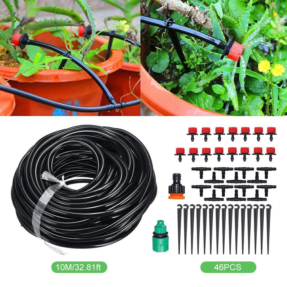 Set 4//7 Bewässerung Splitter Adapterstecker für Pflanze Kühlung 50pcs