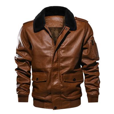Casaco de inverno das mulheres de pele sintética colarinho zíper encerramento acolchoado casaco