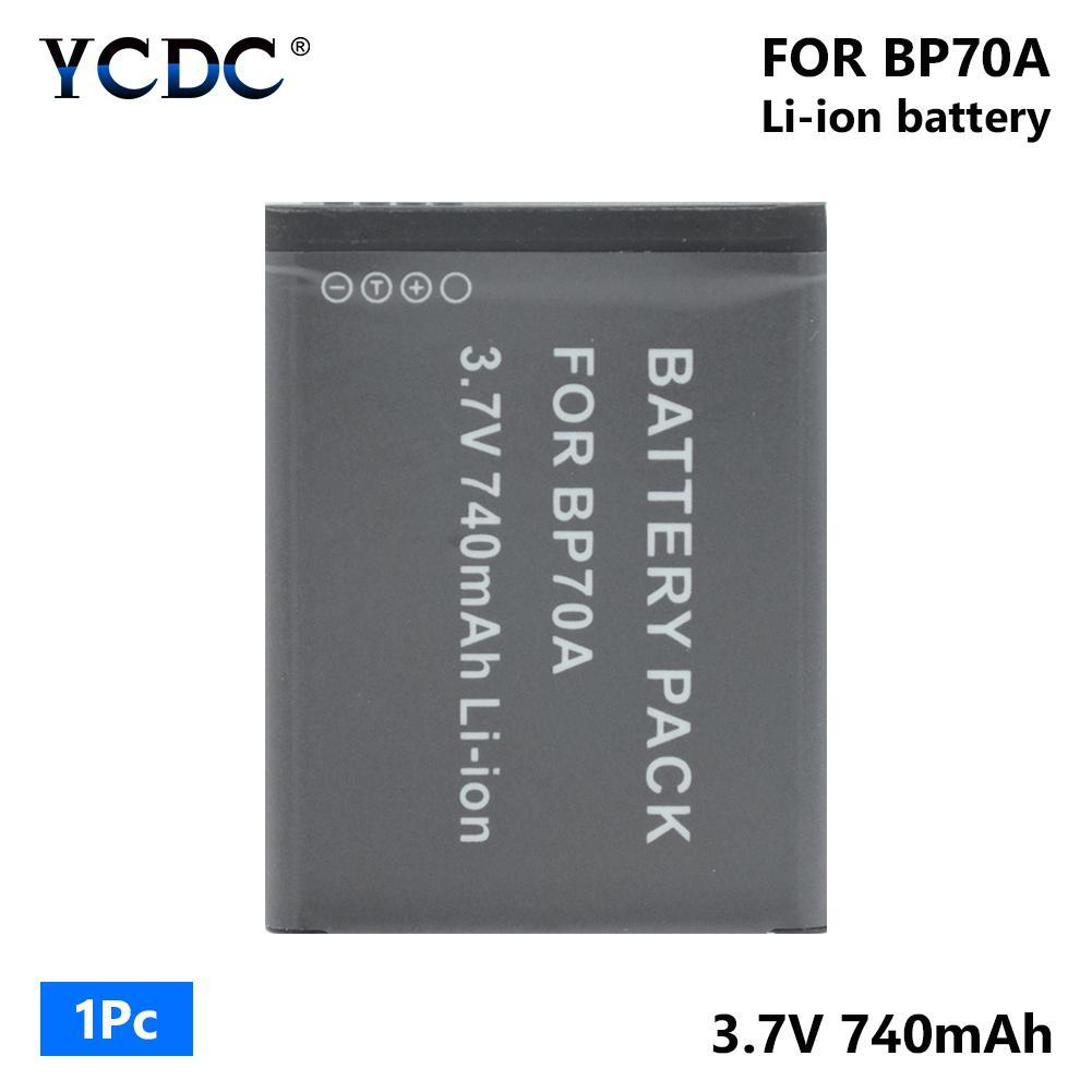 Batería para SAMSUNG ES80 80 ST93 ST 93 ES EA-BP70A EA-BP 70 un