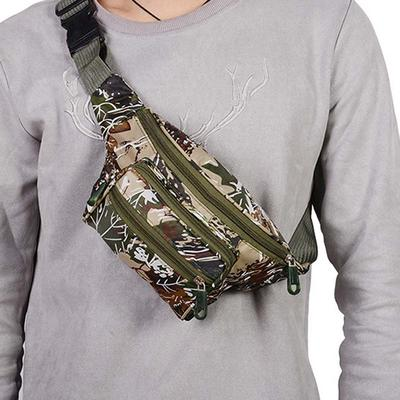 Jesus Cross Sport Waist Pack Fanny Pack Adjustable For Hike