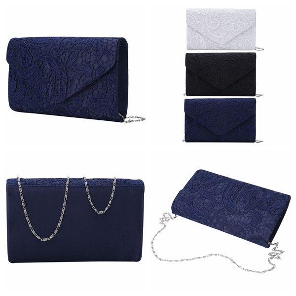 Womens Crystal Rhinestone Evening Bags Wedding Clutch Purse Cocktail Prom Bridal Purses And Handbags Metal Snap Clutches