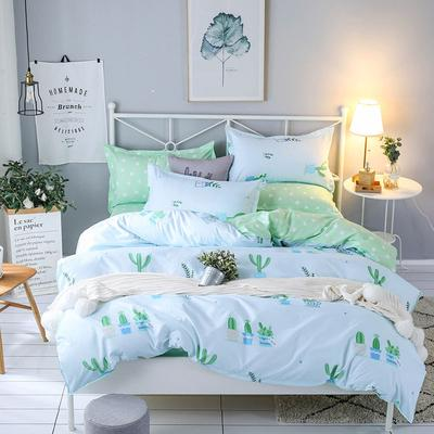 45f2836fe2 Home Textiles Lovely Cartoon Printed Bedding Sets Comfortable Breathable  Cover Sets