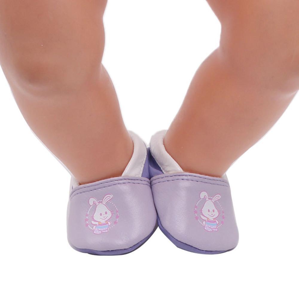 18-Zoll-Mädchen Puppe Schuhe Bekleidungszubehör Dance Brace Comfort Kreatives