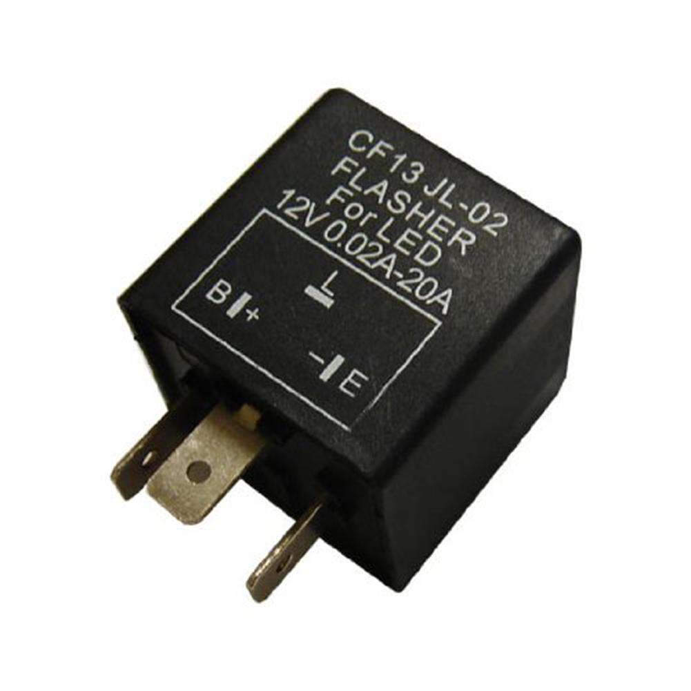 3-Pin Auto LED Blinker Relais CF13 JL-02 Fix Blinker Glühlampen ...