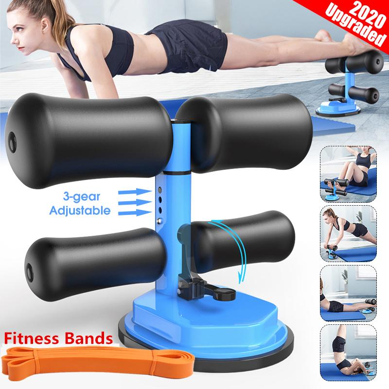 Fit Gym Muscle Exercise Fitness Home Sit Up Assistant Device Abdominal Exerciser