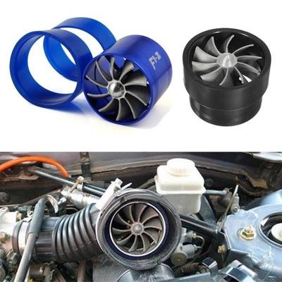 Universal Fuel Gas Saver Air Filter Intake Single