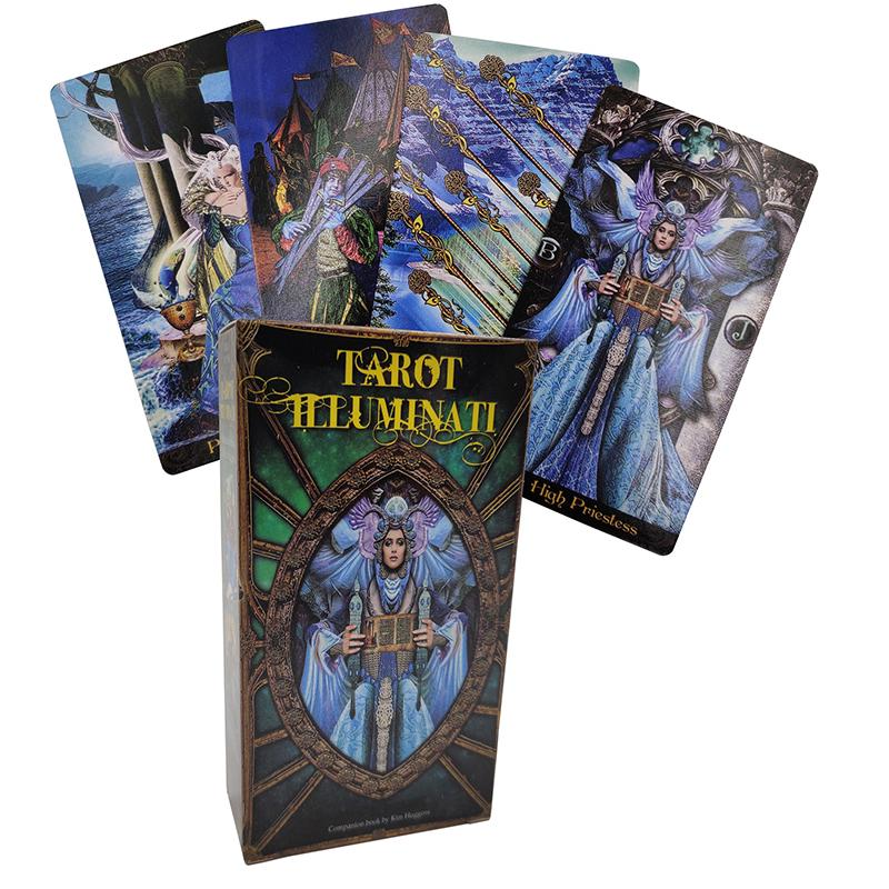 TAROT CARDS LO SCARABEO DECK ESOTERIC FORTUNE TELLING NEW