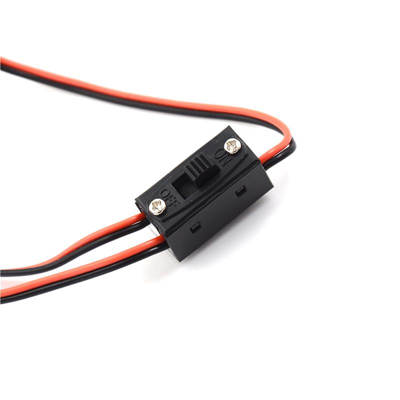 Rc Switch Receiver Battery On//Off With Jr Lead Connectors And Charge ST