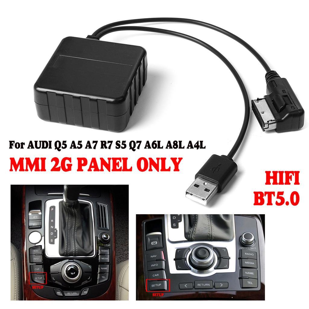 MMI 2G автомобиль Bluetooth AUX кабельный адаптер для AUDI No5 A5 A7 R7 S7 A6L A8L A4L – купить по низким ценам в интернет-магазине Joom
