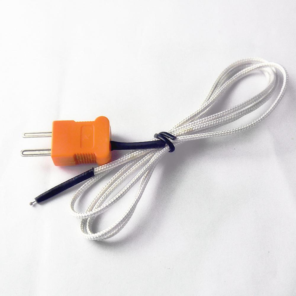 K-Type Thermocouple Sensor 1m Wire Tester Probe measurement of temperature