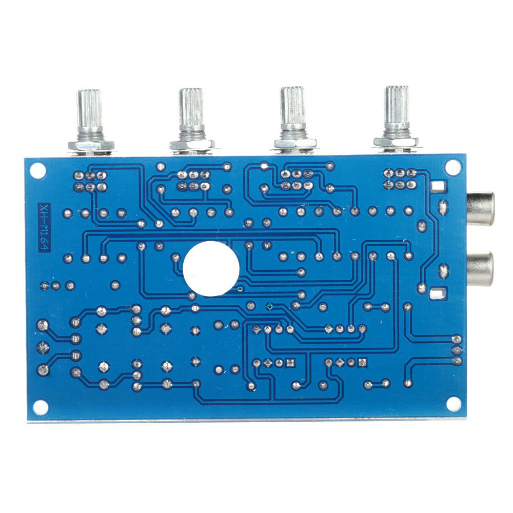 Ne5532 Stereo Pre Amp Preamplifier Tone Board Audio 4 Channels Buy Amplifier Circuit Boardaudio 1 Of 9