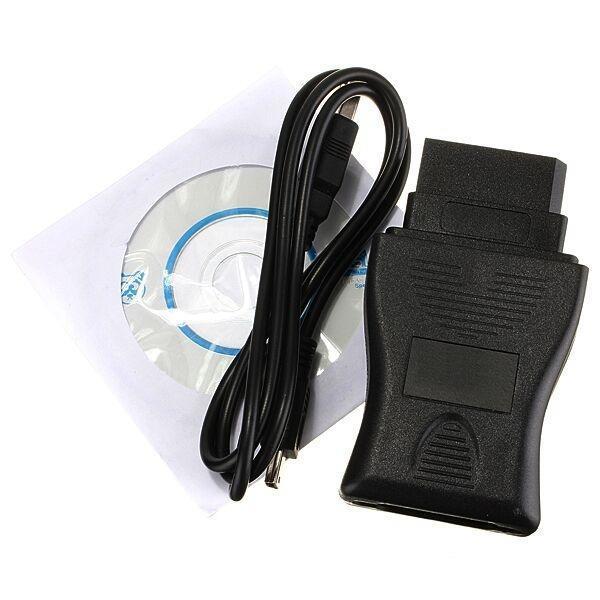 Diagnostic Scan Tool 14Pin OBD2 DDL USB Code Reader For Nissan Consult Z32  89-00