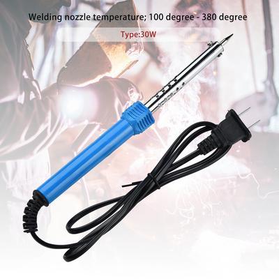 Soldador del gas Profesional Inal/ámbrico butano puro soldadura pluma de gas soldador con el Kit de herramientas de calor de soldadura Core Durable Consejo pr/áctico de soldadura
