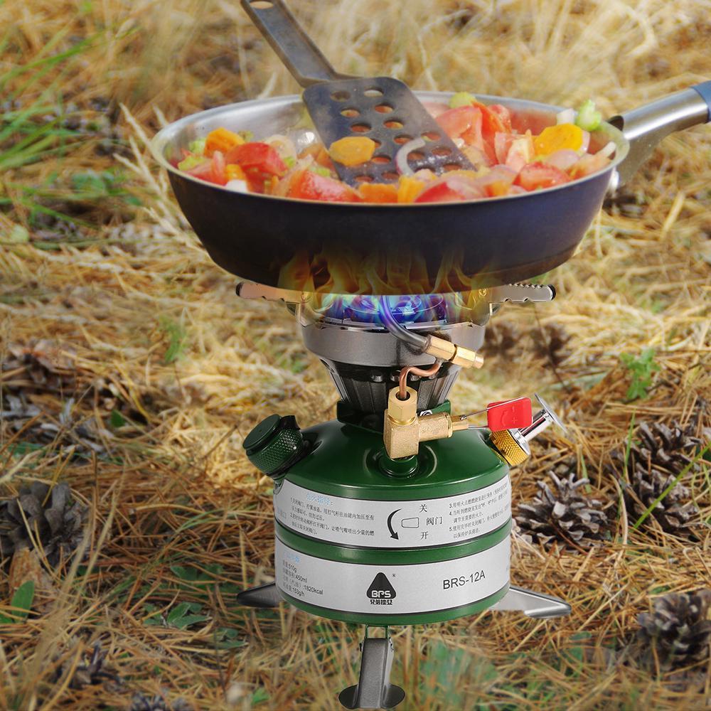 8 Dochte Kraftstoff Kerosin Kochherd Campingkocher Für Outdoor Wandern